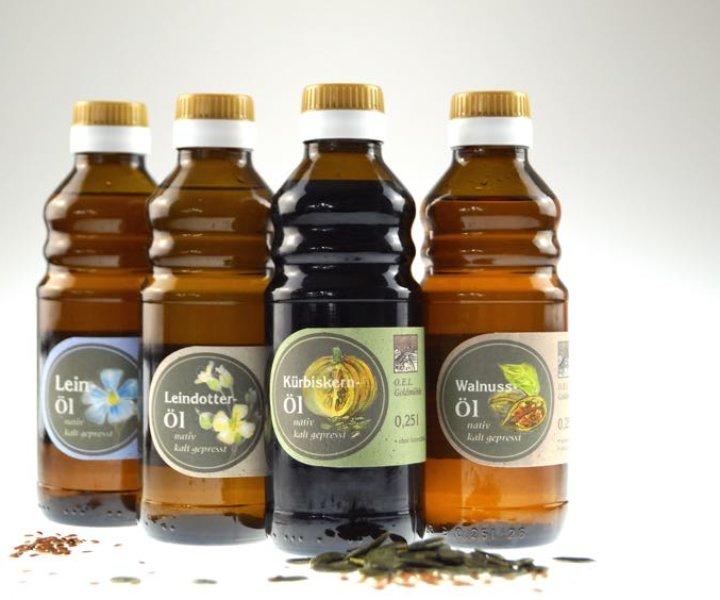 Ölmühle Garting GmbH & Co. KG | Feinste Öle für jeden Geschmack